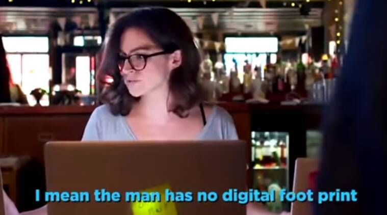 social media horror video, video about perfect boyfriend, social media addiction, social media viral, viral video, Indian express, Indian express news