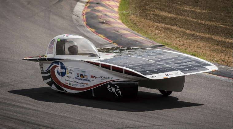 World Solar Challenge, solar cars, Australian outback, Darwin to Adelaide race, Punch Powetrain, Nuon, Delft Institute of Technology, transcontinental solar race, solar innovation for vehicles, solar array size