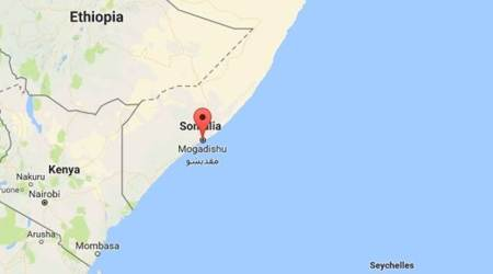 At least two dead in bombing on Mogadishu outskirts