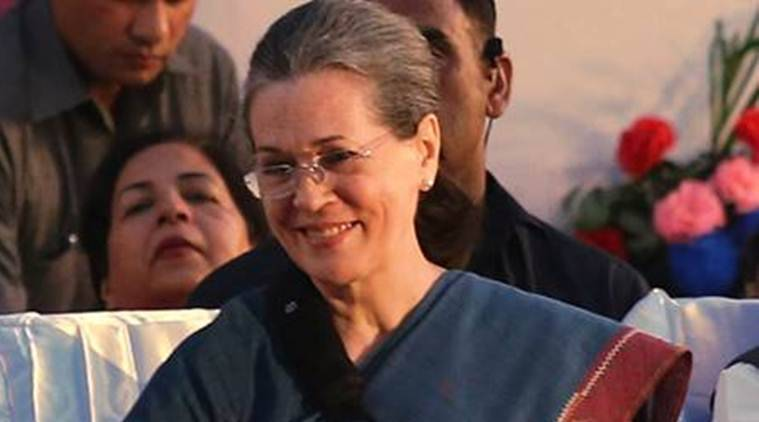 Sonia Gandhi at India Today Conclave 2018