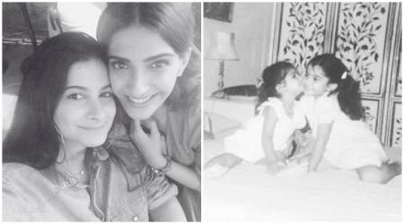 This photo of Sonam Kapoor will make you miss your sister