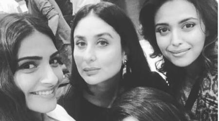 Veere Di Wedding team releases a statement rubbishing reports of tiff between Kareena Kapoor and Sonam Kapoor