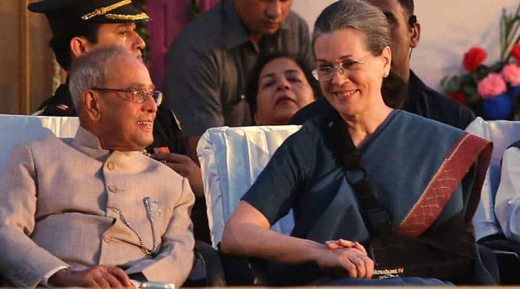 Sonia Gandhi, Pranab Mukherjee, Coalition years, pranab mukherjee book, congress, UPA, UPA 2, indian express news, india news