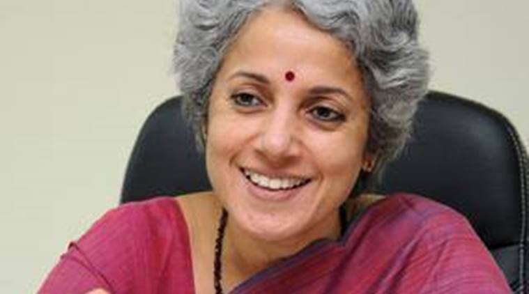 soumya swaminatha, who, deputy director general, united nations, un, icmr, indian council of medical research, india news, indian express