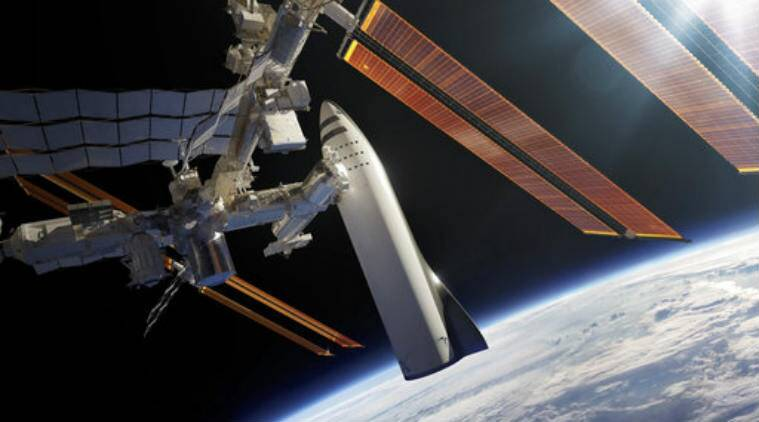 SpaceX, Elon Musk, SpaceX Mars mission, high-speed Earth travel, International Astronautical Congress, SpaceX Mars rocket design, SpaceX Mars cargo missions, reusable rockets, NASA Deep Space Gateway, SpaceX Falcon 9, SpaceX Falcon Heavy