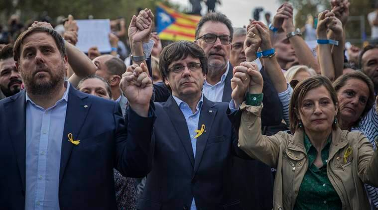 Catalonia independence, Spain and Catalonia, Catalonia independence bid, Catalonia independence referendum, Catalonia regional parliament, Spain news, latest news, World news