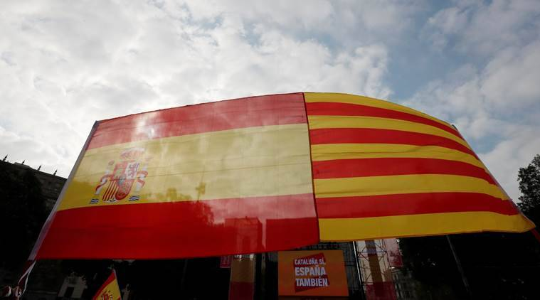 Spain hopes Catalans disregard instruction from regional leaders: Foreign Minister