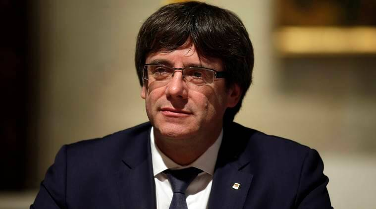 catalonia, spain,  Carles Puigdemont,  catalonia independence, mariano rajoy, catalonia referendum, world news, indian express news