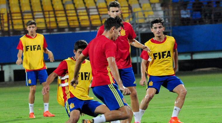 FIFA U World Cup A Slice Of Life In India The Indian Express - Side world cup fifa dont want see