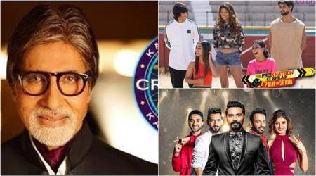most watched indian tv shows, most watched tv shows, Kaun Banega Crorepati, Kundali Bhagya, Khatron Ke Khiladi, Kumkum Bhagya, BARC list, Most watched Indian television shows, Most watched Indian television shows list, Taarak Mehta Ka Ooltah Chashmah, Mahakali Anth Hi Aarambh Hai, Sa Re Ga Ma Pa Li'l Champs, Kundali Bhagya, BARC list in Week 36, BARC list, top tv shows, top serials, best shows, best tv shows, best serials, entertainment photos, indian epxress, indian express photos