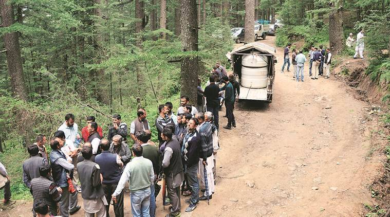 himla, shimla schoolgirl rape and murder, shimla rape, shimla rape murder, indian express news