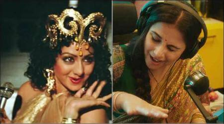 Vidya Balan's Tumhari Sulu: Sridevi to launch recreated version of Hawa Hawaai