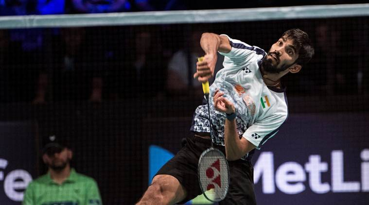 Kidambi Srikanth, Kidambi Srikanth India, Kidambi Srikanth French Open Super Series, sports news, badminton, Indian Express