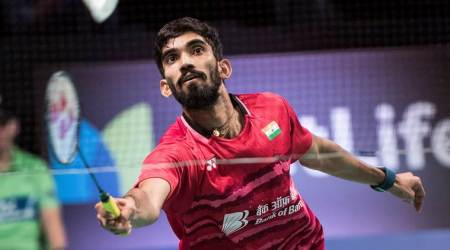 Kidambi Srikanth looks to play limited tournaments, focus on CWG and Asian Games