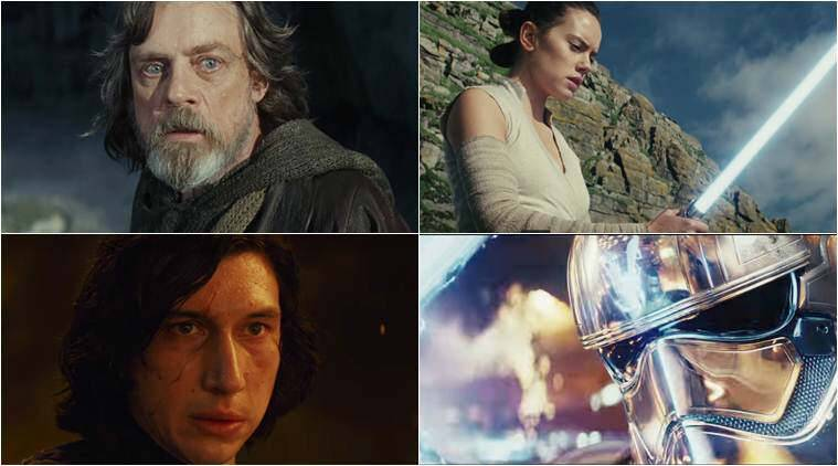 star wars the last jedi, star wars trailer, star wars last jedi trailer, star wars new trailer,