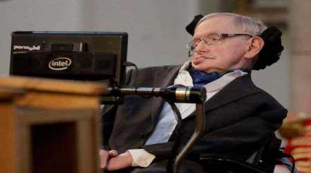 Stephen Hawking's PhD thesis reads crash Cambridge University website