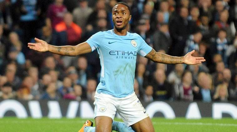 Raheem Sterling, Raheem Sterling Manchester City, Pep Guardiola, Premier League, sports news, football, Indian Express