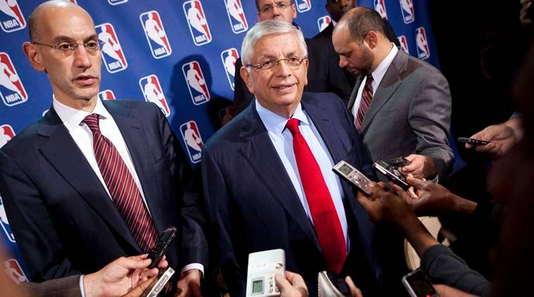 David Stern, NBA, Concept of Cannabis, Adam Silver