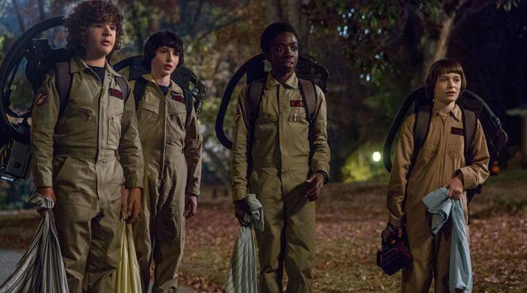stranger things, stranger things season 2, stranger things netflix, stranger things tv show, stranger things reviews, stranger things season 2 release, eleven, eleven stranger things, entertainment news, indian express news