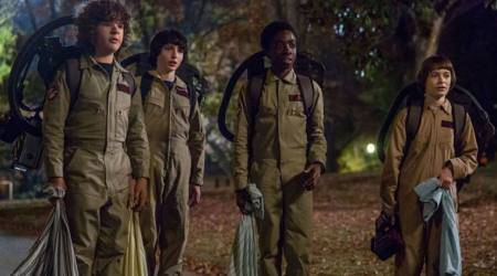 stranger things, stranger things aftershow, beyond stranger things, stranger things season 2, stranger things netflix, entertainment news, indian express news