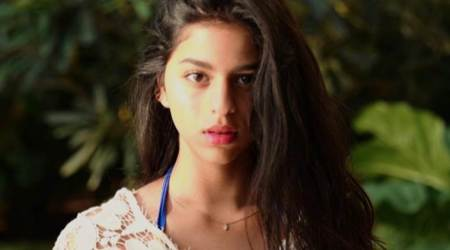 Suhana Khan is oozing confidence and glamour in a new photo shared by mother Gauri Khan