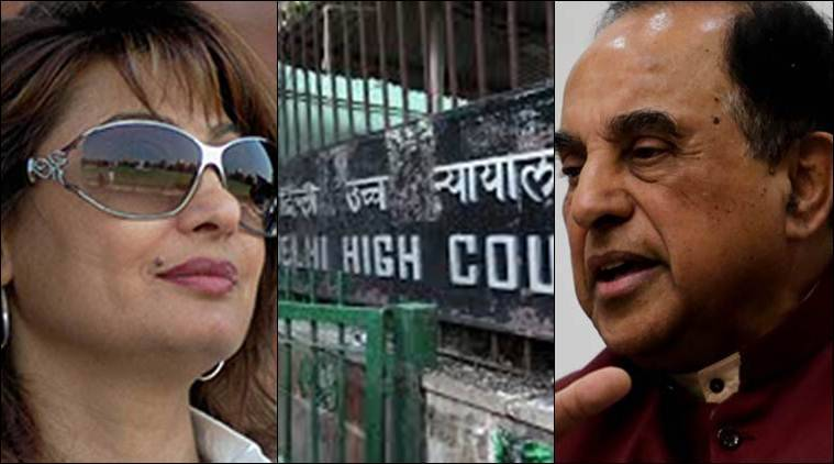 Delhi HC trashes Subramaniam Swamy's plea for CBI investigation — Sunanda Pushkar case
