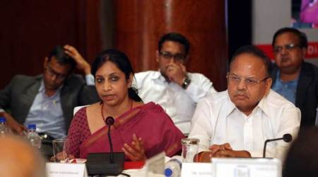 Telecom industry going through stress, but it is temporary: DoT secretary Aruna Sundararajan