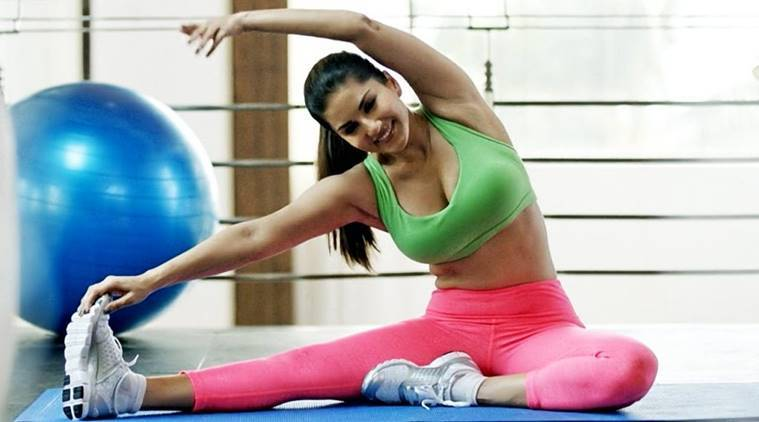 sunny leone, fitstop tv show, sunny leone fitstop, sunny leone fitness show