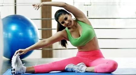 Sunny Leone becomes a fitness guru with her new TV show