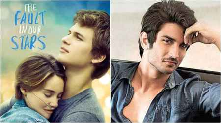 The Fault In Our Stars to have its Bollywood remake starring Sushant Singh Rajput