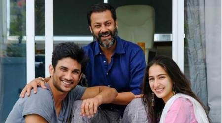 PHOTO | Sushant Singh Rajput and Sara Ali Khan are all smiles as they wrap up the shoot of Kedarnath