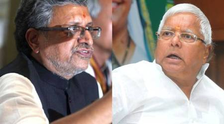 Lalu Prasad Yadav, family bought benami properties through bank run by RJD man: Sushil Modi