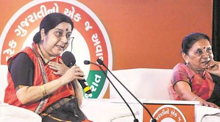 Unbecoming of politicians to speak like this: Sushma Swaraj on Rahul Gandhi's 'women in shorts' dig at RSS