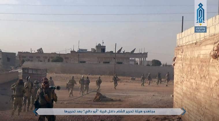 Syria,  Idlib, Turkish President Tayyip Erdogan,  Tahrir al-Sham ,  Syrian President Bashar al-Assad, World News, Indian Express News