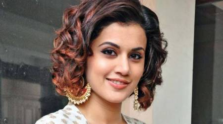 Taapsee Pannu starts shooting for Mulk