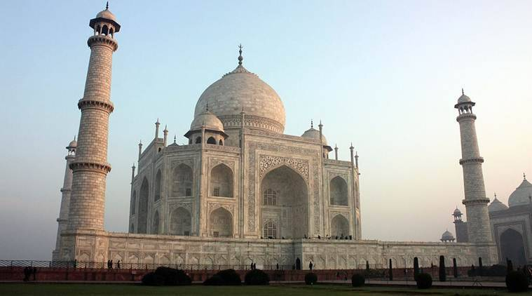 taj mahal, supreme court, multi level parking, tourism, uttar pradesh govt, hertige structure, agra, indian express