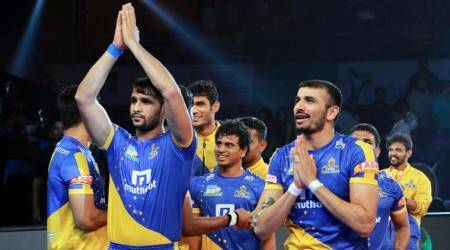 Tamil Thalaivas conclude Pro Kabaddi season with 40-37 win over Patna Pirates