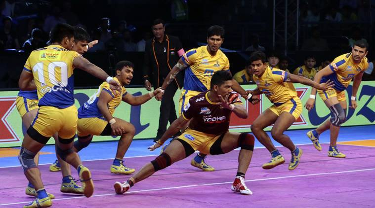 UP Yoddha beat Tamil Thalaivas 37-33