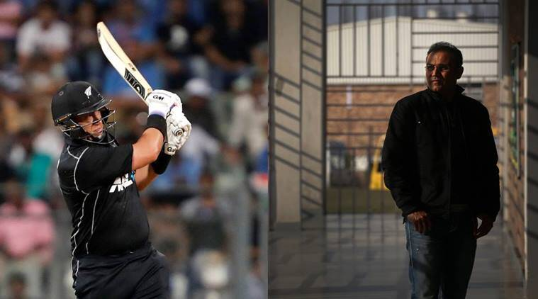 virender sehwag, ross taylor, india vs new zealand, ind vs nz, india vs new zealand 1st odi, sehwag taylor, sehwag twitter, sehwag twitter funny, cricketers twitter, cricket news, sports news, indian express