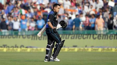 Ross Taylor, New Zealand arrive in India for ODI and T20 series