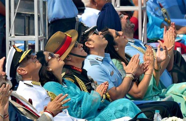 sachin tendulkar, tendulkar, airforce, air force day, iaf 85th anniversary, tendulkar airforce, indian express