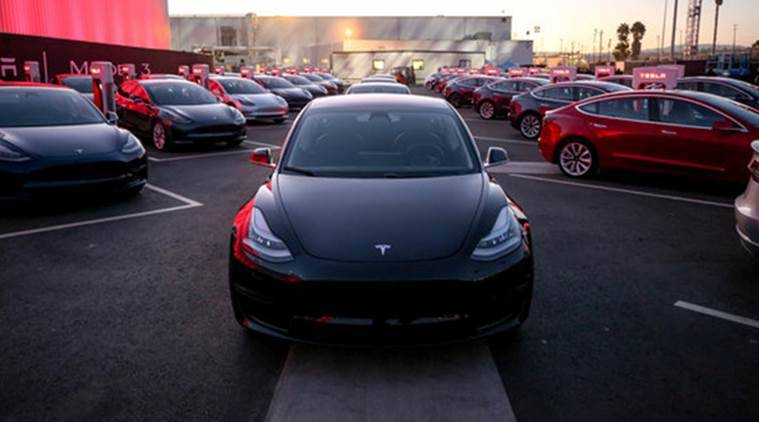Tesla Model 3 Sales One-tenth of What Was Promised