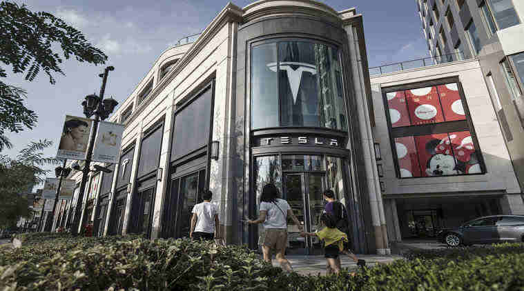 Tesla, self-driving cars, Tesla China plant, auto parts suppliers, Tesla plant in Shanghai, China electric cars, Tesla market, electric-car development, electric-vehicle factory, plug-in hybrids, fully electric cars, manufacturing sites