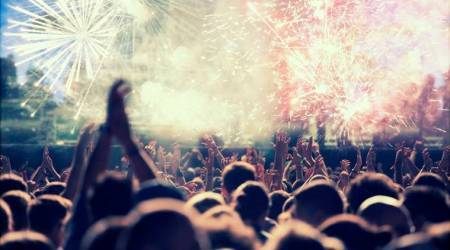 Between the flash and the bang, trying to decode why humans are awed byfireworks
