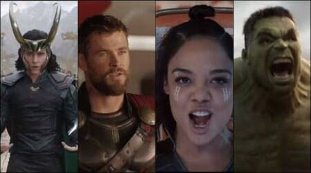 Watch | New Thor Ragnarok footage out: See the son of Odin and his misfits inaction