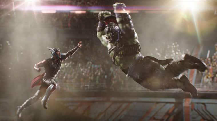 Thor v Hulk