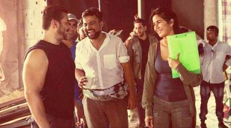 Tiger Zinda Hai: Salman Khan all set to light up your Diwali