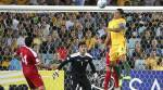 Tim Cahill scores winner to keep Australia's World Cup hopes alive