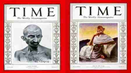 How Mahatma Gandhi became a US news star in the1930s