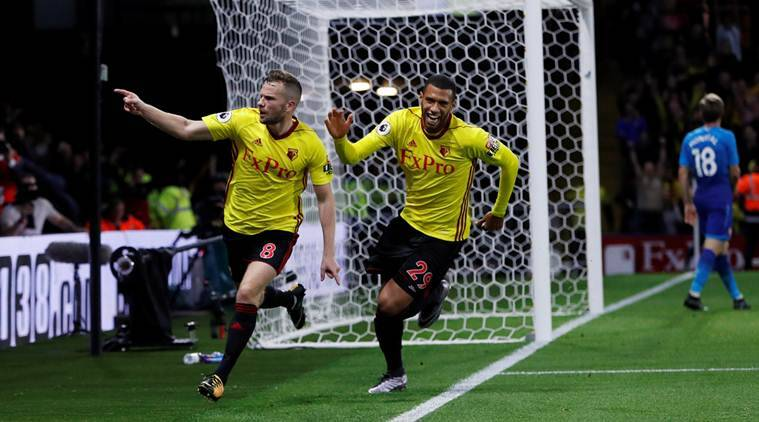 Tom Cleverley, Arsenal, Arsenal vs Watford, Arsene Wenger, Premier LEague, Football news, Indian Express